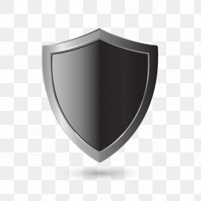 Black Shield Free Hard To Pull Elements - Shield PNG
