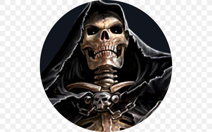 Death Android Scary Screen Human Skull Symbolism Desktop