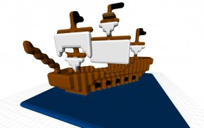 Pirate Ship Outline - Ship Royalty-free Clip Art PNG