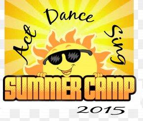 Summer Camp - Summer Camp Logo Child PNG