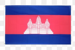Flag - Flag Of Cambodia Flag Of The United States Fahne PNG
