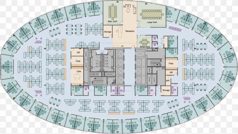 Floor Plan Commercial Building Office