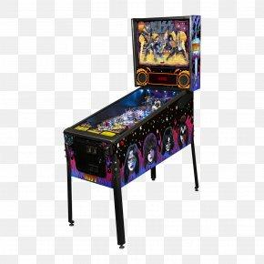 Kiss - Kiss The Pinball Arcade Stern Electronics, Inc. Arcade Game PNG
