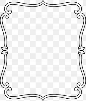 Frame Ornament - Picture Frames Ornament Clip Art PNG