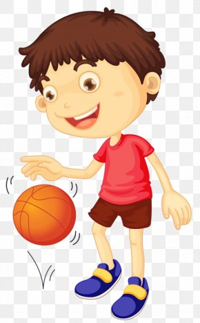 Big Boys Basketball - Toy Child Free Content Clip Art PNG