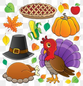 Thanksgiving Day - Turkey Thanksgiving Royalty-free Clip Art PNG