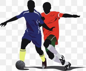 Soccer Player - Football Player Illustration PNG
