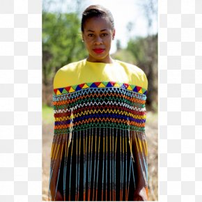 Dress - South Africa Beadwork Xhosa People Dress Clothing Accessories PNG