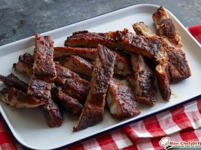 Barbeque - Spare Ribs Barbecue Grill Barbecue Sauce Baked Beans PNG