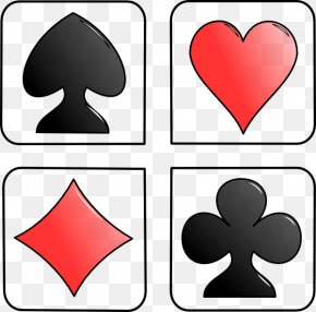 Suits Cliparts - Contract Bridge Playing Card Suit Card Game Spades PNG
