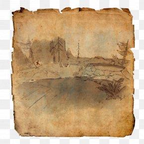 Treasure - Elder Scrolls Online: Morrowind The Elder Scrolls III: Morrowind The Elder Scrolls Online Treasure Map Cyrodiil PNG