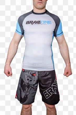 T-shirt - T-shirt Grappling Rash Guard Judo Brazilian Jiu-jitsu PNG