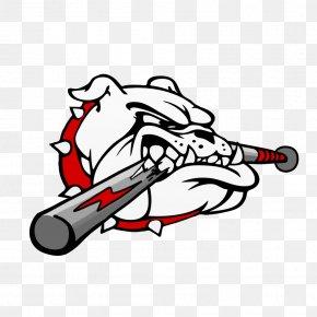 Baseball - Bulldog Hamburg Central School District Staunton High School Middle School PNG