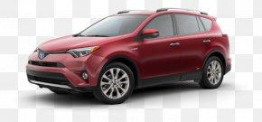 Electronic Brakeforce Distribution - Toyota RAV4 EV 2018 Toyota RAV4 Hybrid Limited Sport Utility Vehicle Car PNG