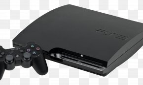 Playstation 3 - PlayStation 2 Xbox 360 Sony PlayStation 3 Slim Wii PNG