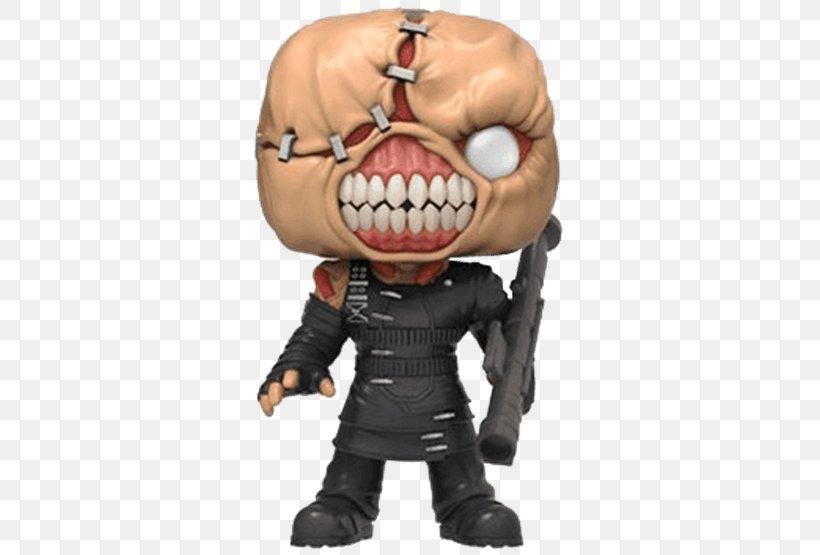 Resident Evil 3 Nemesis Tyrant Leon S Kennedy Funko Png