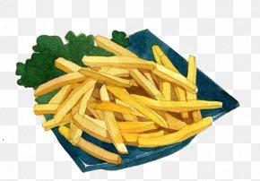 French Fries - Japanese Cuisine French Fries Onigiri Breakfast Caesar Salad PNG