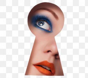 Close-up Picture Female Eye Makeup - Pacha Group El Hotel Pacha Ecoibiza Villas & Concierge Cosmetics PNG