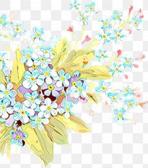Bouquet Floral Design - Floral Design PNG