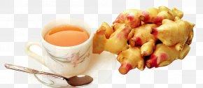 Sprouting Ginger Tea - Ginger Tea Breakfast Honey PNG