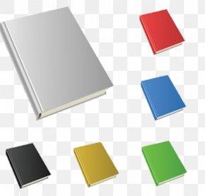 Color Book - Book Cover Euclidean Vector Illustration PNG