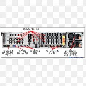 887116 GB RAM2.1 GHz0 GB HDD Computer Servers XeonIntel - Intel Lenovo System X3650 M5 PNG