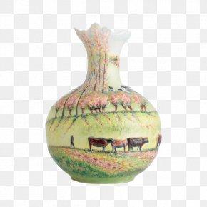 Vase - Summer Landscape, Eragny National Gallery Of Art Vase Art Museum PNG