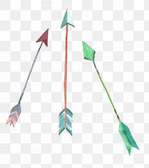 Bow And Arrow - Bow And Arrow Euclidean Vector PNG