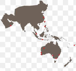 Asia-Pacific Southeast Asia World Map, PNG, 640x457px