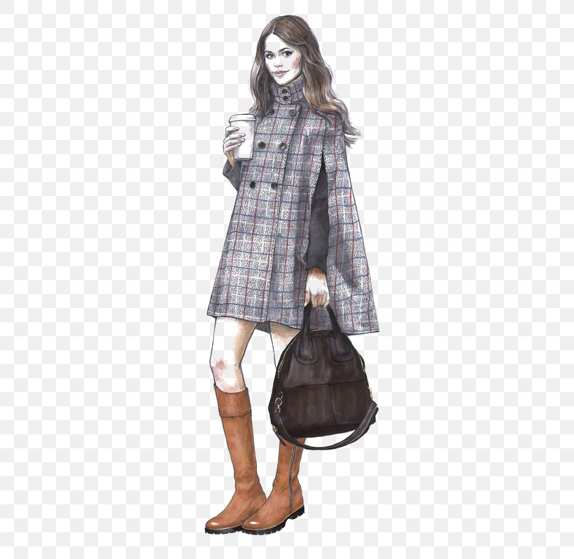 Fashion Illustration Designer Drawing Illustration, PNG, 564x798px, Fashion, Art, Behance, Clothing, Coat Download Free