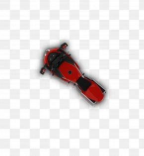Red Motor Model - Motorcycle Electric Motor Motor Vehicle Car PNG