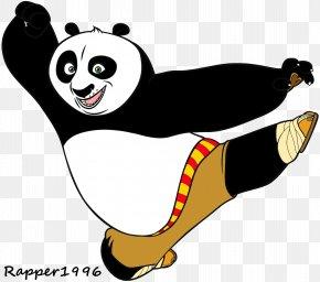 Kung-fu Panda - Po Tigress Master Shifu Giant Panda Oogway PNG