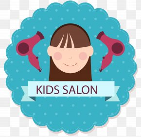 Barber Shop Tag Vector - Beauty Parlour Hairdresser Hairstyle Euclidean Vector PNG