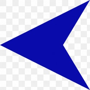 Pictures Of Arrows Pointing Left - Triangle Area Pattern PNG