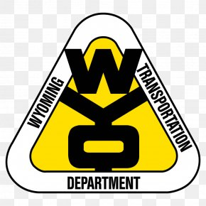 District 1 Wyoming Department Of Transportation RoadRoad - United States Department Of Transportation Wyoming Highway Patrol PNG