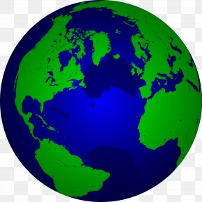 Globe - Earth Globe Clip Art PNG