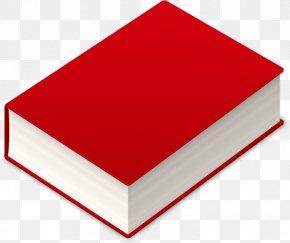 Red Vector - Blue Book Exam Clip Art PNG