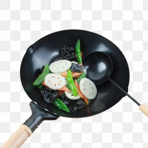 In The Cooking Pot - Frying Pan Wok Stock Pot Cookware And Bakeware PNG