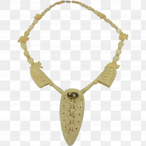 NECKLACE - Necklace Jewellery Earring Clothing Accessories Bead PNG