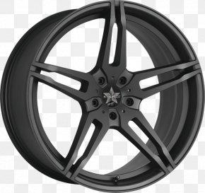 Skreet Starzz - Autofelge Aluminium Alloy Wheel Bolt Circle Red PNG