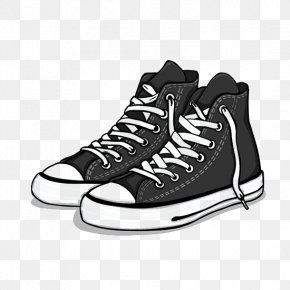 Running Shoes - Shoe High-heeled Footwear Sneakers Converse PNG
