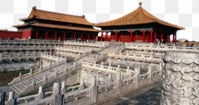 Forbidden City Is Tilted Iceberg - Summer Palace Tiananmen Square Forbidden City Great Wall Of China Temple Of Heaven PNG