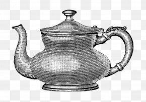 Kitchenware - Teapot Kettle Clip Art PNG