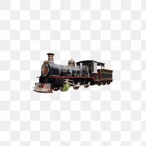 Classic Train - Tirupati Train Ticket Rail Transport PNG