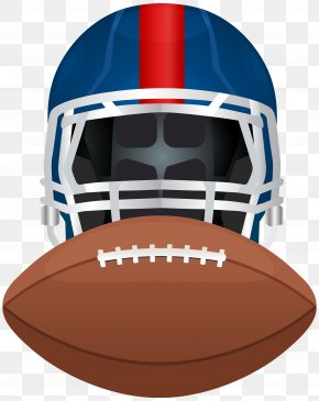 American Football Set Clip Art - Brazil Football Clip Art PNG