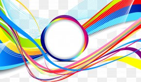 Colorful Technology Background - Euclidean Vector Stock Photography Illustration PNG