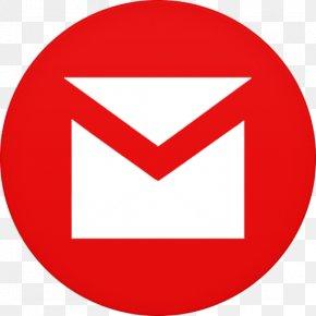 Gmail - Heart Area Text Symbol Clip Art PNG