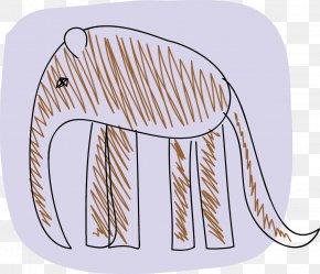 Elephant Vector - Elephant Euclidean Vector PNG