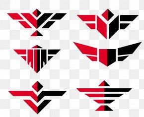 Birds Eagle Logo Material - Bird Euclidean Vector Logo Line PNG