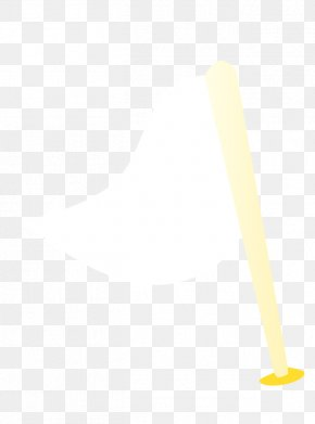 White Flag - Paper Angle Pattern PNG